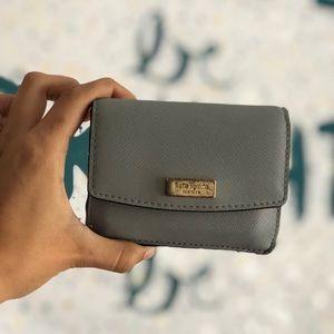 💫Kate Spade Wallet Cardholder Gray💫